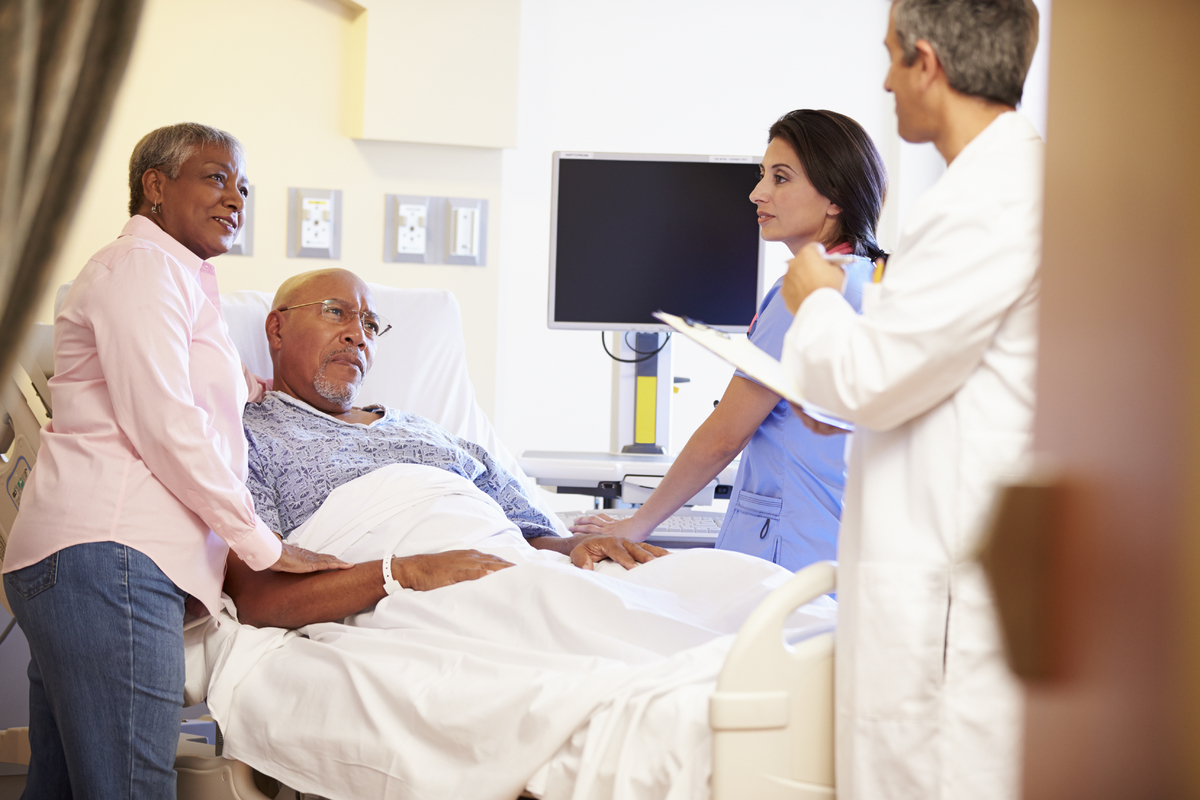 clinical research as a care option