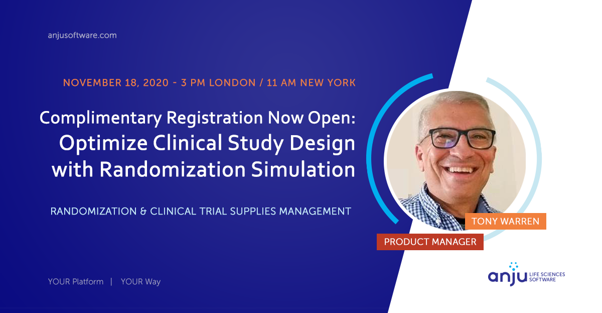 Optimize Clinical Study Design With Randomization Simulation