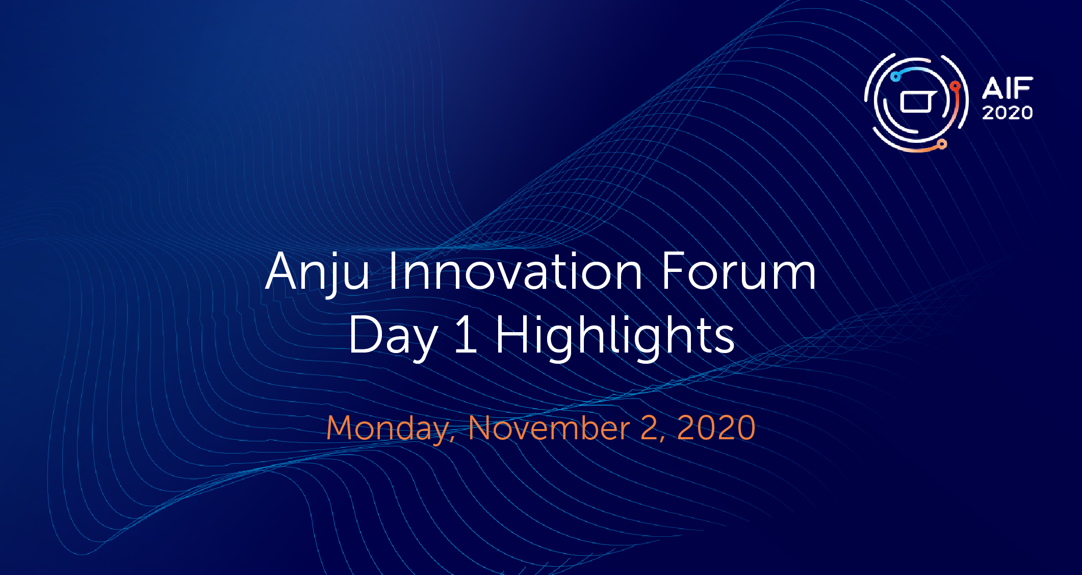 Anju Innovation Forum Day 1 Highlights