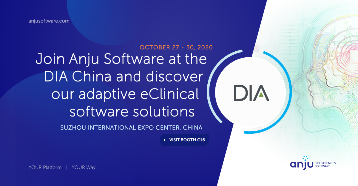 Want to Learn More about Clinical Data Standards? Join us at DIA China!
