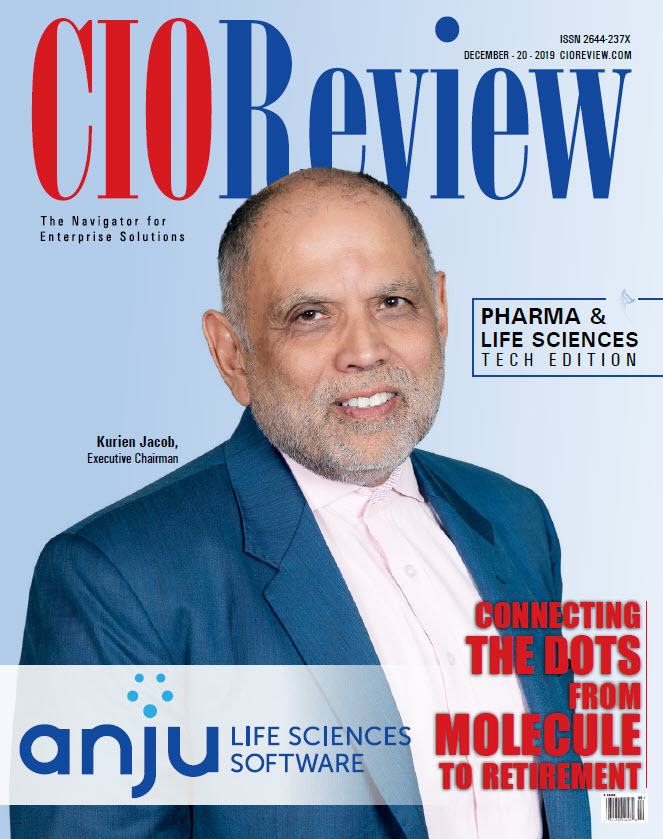 Anju Software Featured in CIO Review