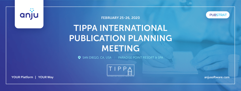 The International Publication Planning Meeting [TIPPA] 2020
